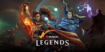 Trainer on Magic - Legends