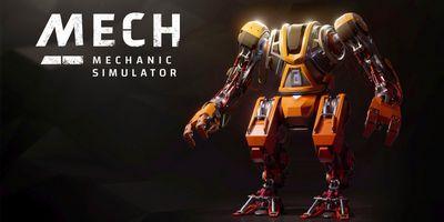 Trainer on Mech Mechanic Simulator