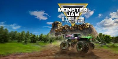 Trainer on Monster Jam Steel Titans 2
