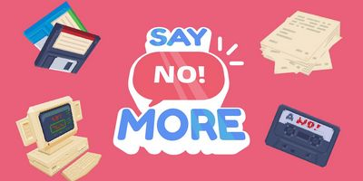 Trainer on Say No! More
