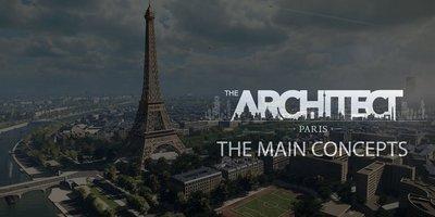 Trainer on The Architect Paris