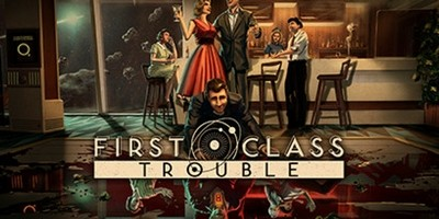 Trainer on First Class Trouble