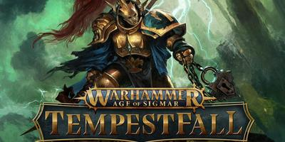 Trainer on Warhammer Age of Sigmar - Tempestfall