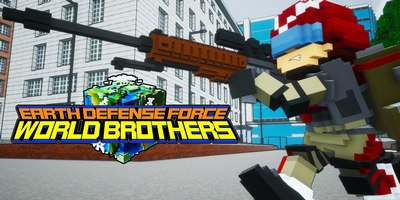 Trainer on Earth Defense Force - World Brothers
