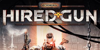 Trainer on Necromunda - Hired Gun