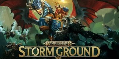 Trainer on Warhammer Age of Sigmar - Storm Ground