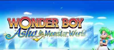 Trainer on Wonder Boy - Asha in Monster World
