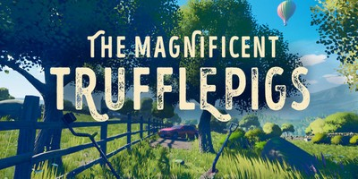 Trainer on The Magnificent Trufflepigs