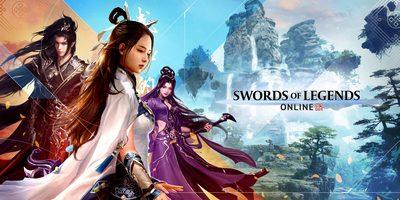 Cheat on Swords of Legends Online