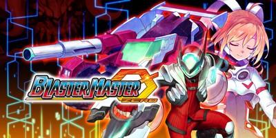 Trainer on Blaster Master Zero 3