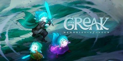 Trainer on Greak - Memories of Azur