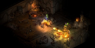 Cheat on Diablo 2 - Resurrected [+66]