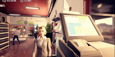 Gas Station Simulator Trainer [+20]