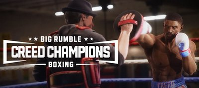 Trainer on Big Rumble Boxing Creed Champions