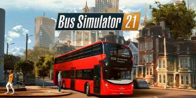 Trainer on Bus Simulator 21