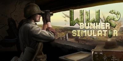 Trainer on WW2 Bunker Simulator