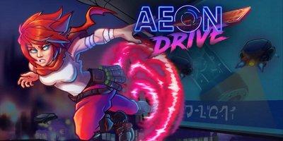Trainer on Aeon Drive