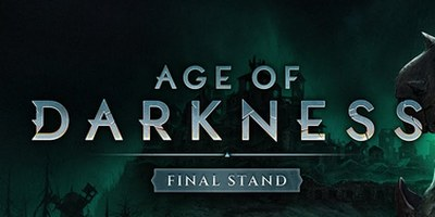 Trainer on Age of Darkness - Final Stand