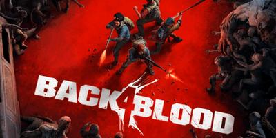 Trainer on Back 4 Blood