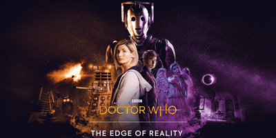 Trainer on Doctor Who - The Edge of Reality
