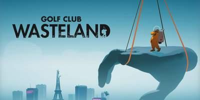 Trainer on Golf Club - Wasteland