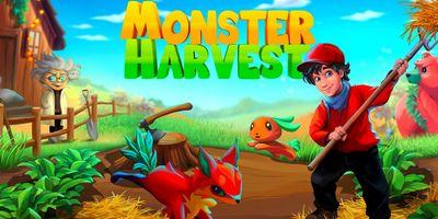 Trainer on Monster Harvest