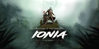 Trainer on Rhythm of the Universe - Ionia