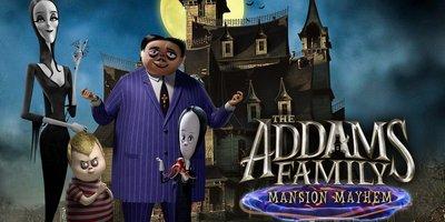 Trainer on The Addams Family - Mansion Mayhem