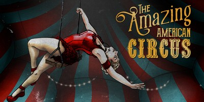 Trainer on The Amazing American Circus