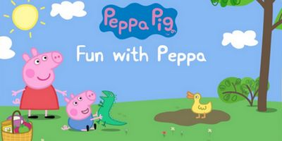 Trainer on My Friend Peppa Pig