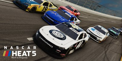 Trainer on NASCAR 21 - Ignition