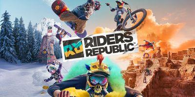 Trainer on Riders Republic