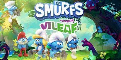 Trainer on The Smurfs - Mission Vileaf